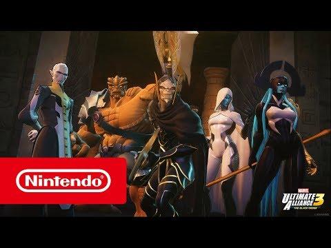 MARVEL ULTIMATE ALLIANCE 3: The Black Order - Bande-annonce de l'E3 2019