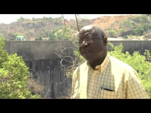 BBC News   Weak Kariba Dam walls threaten Zambia's energy security