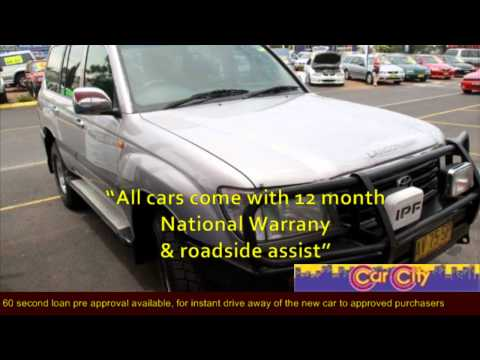 USED CARS SYDNEY, USED CAR DEALERS SYDNEY,1999 TOYOTA LANDCRUISER TURBO DIESEL GXL 4X4