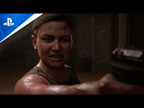 The Last of Us Part II – Abby Story Trailer   PS4
