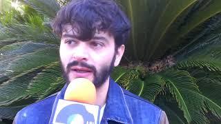 Diego Esposito - Intervista in attesa del verdetto di Sarà Sanremo