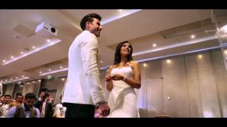 Lizeth & Anthony Greek and Spanish Wedding at The Bloomsbury Hotel London @ljeditsvideos