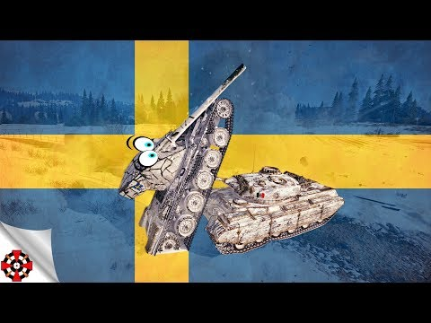 World of Tanks - Funny Moments | MADE IN SWEDEN! #2 thumbnail