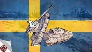 World of Tanks - Funny Moments | MADE IN SWEDEN! #2