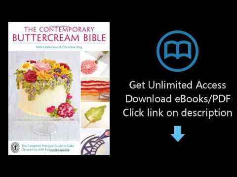 Pdf cake decorating photo complete guide the to