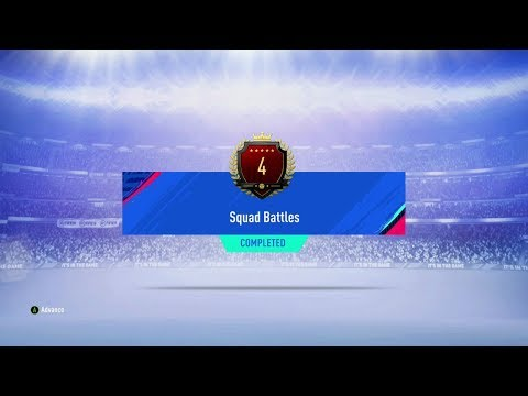 4TH IN THE WORLD SQUAD BATTLES REWARDS TOP100 REWARDS AND CUSTOM TACTICS FIFA 19 ULTIMATE TEAM