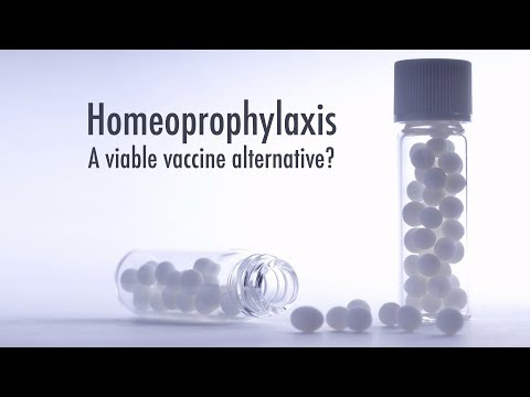 Homeoprophylaxis: A Viable Vaccine Alternative?  with Dr. Mike Bucknell