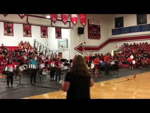 Bridgeport WV High School Steel Drum Band