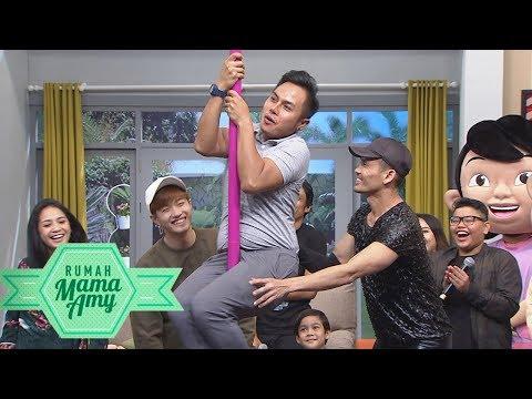 Wah Personil Trio Cucufi Dikerjain Raffi, Gigi Sampai Ngakak  - Rumah Mama Amy (18/10)