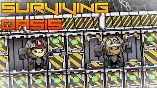 Scanning Space Through 100 Doors! Oxygen Not Included ep28
