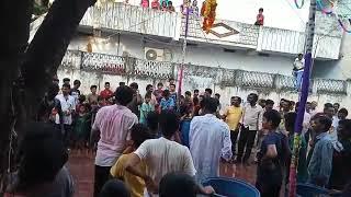 vijayawada,BANKA VENKATESWARLU,gari Diwya ashisu la tho,sri krishna astami,celebret,seetharampuram