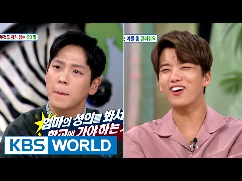 Hello Counselor - Lee Jeongmin, Kim Minkyo, Himchan, Youngjae [ENG/THAI/2016.11.14]