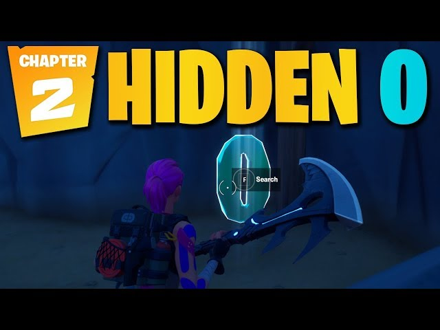Fortnite Chapter 2 How To Find Hidden O Loading Screen