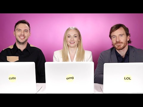 Sophie Turner, Nicholas Hoult, And Michael Fassbender Find Out Which X-Men Character They Really Are