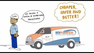 24/7 Commercial Electrical Service and Repair | Hypower Electrical & Utility Contractor
