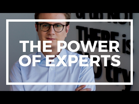 The power of working with experts #TheNomadCode