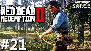 Zagrajmy w Red Dead Redemption 2 PL odc. 21 - Nauczka dla kłusowników