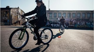 Bike riding courses offer Finland's immigrants new freedom – The Independent News