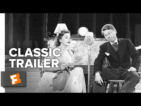 Babes In Arms (1939) Official Trailer - Judy Garland, Mickey Rooney Musical HD