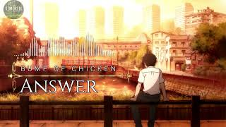 Cover images Bump Of Chicken- |ANSWER|- (Sub Español |  Sub Romaji | ) [3-gatsu no Lion OP]