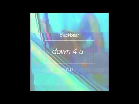 Blackbear - Down 4 U (LYRICS + HD)