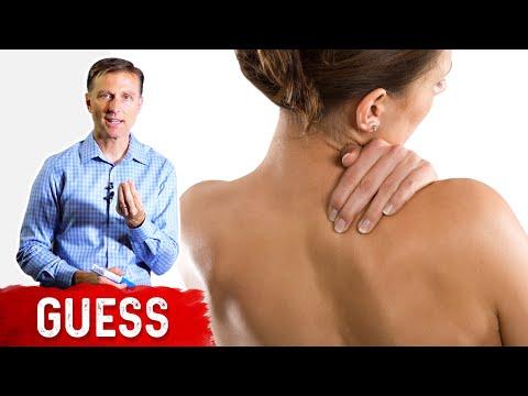 Right Shoulder and Neck Tightness is Gallbladder or Liver