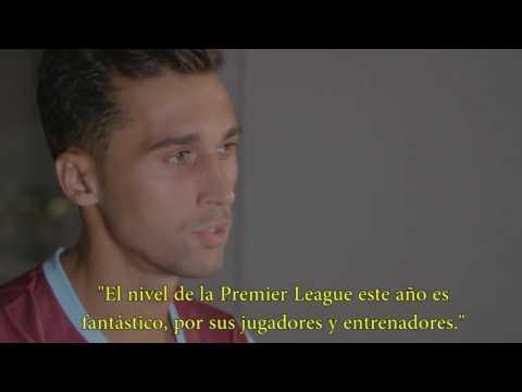 Álvaro Arbeloa, primera entrevista en West Ham United TV