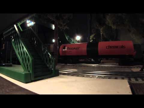 Union Pacific #4014 Big Boy 4-8-8-4 Steam Locomotive - Up Close Evening Run