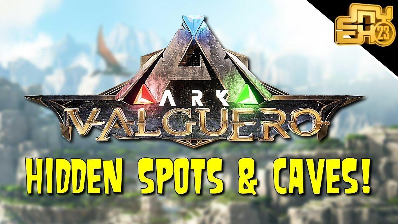 Ark Karte Valguero.Ark Valguero Map Caves And Hidden Base Locations