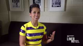 Alicia Keys Tells Us The Secret To Writing Great Lyrics - LINER NOTES