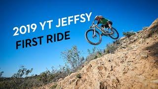 2019 YT Jeffsy CF Pro Race | First Ride