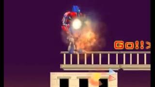 Бесплатные игры онлайн  Трансформеры игра оптимус прайм