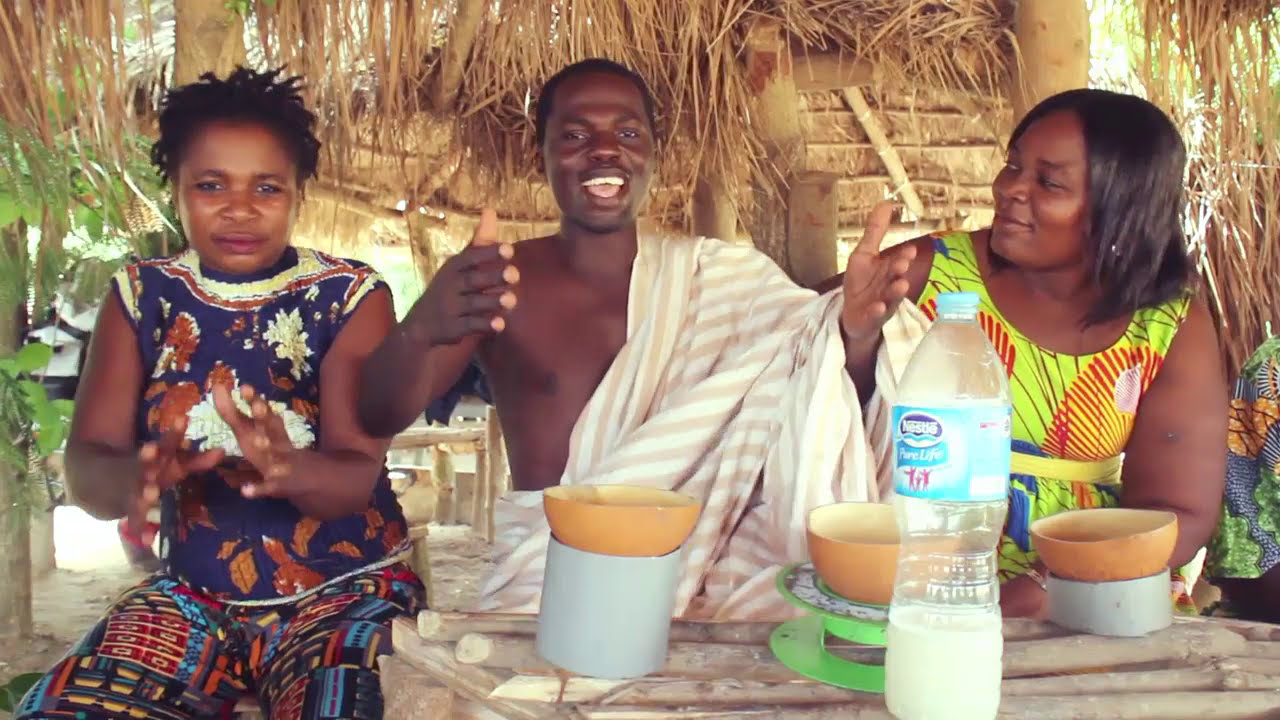 Download K Wusu - Ebesesa (Official Music Video)