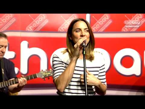 Melanie C Performs LIVE at The Bay Radio, Lancaster