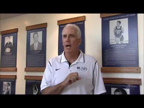 Up Close And Personal With UAFS Tennis Coach Ben Anderson
