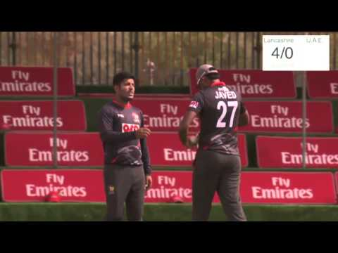 Emirates T20 - Semi Final 1 – Lancashire v UAE
