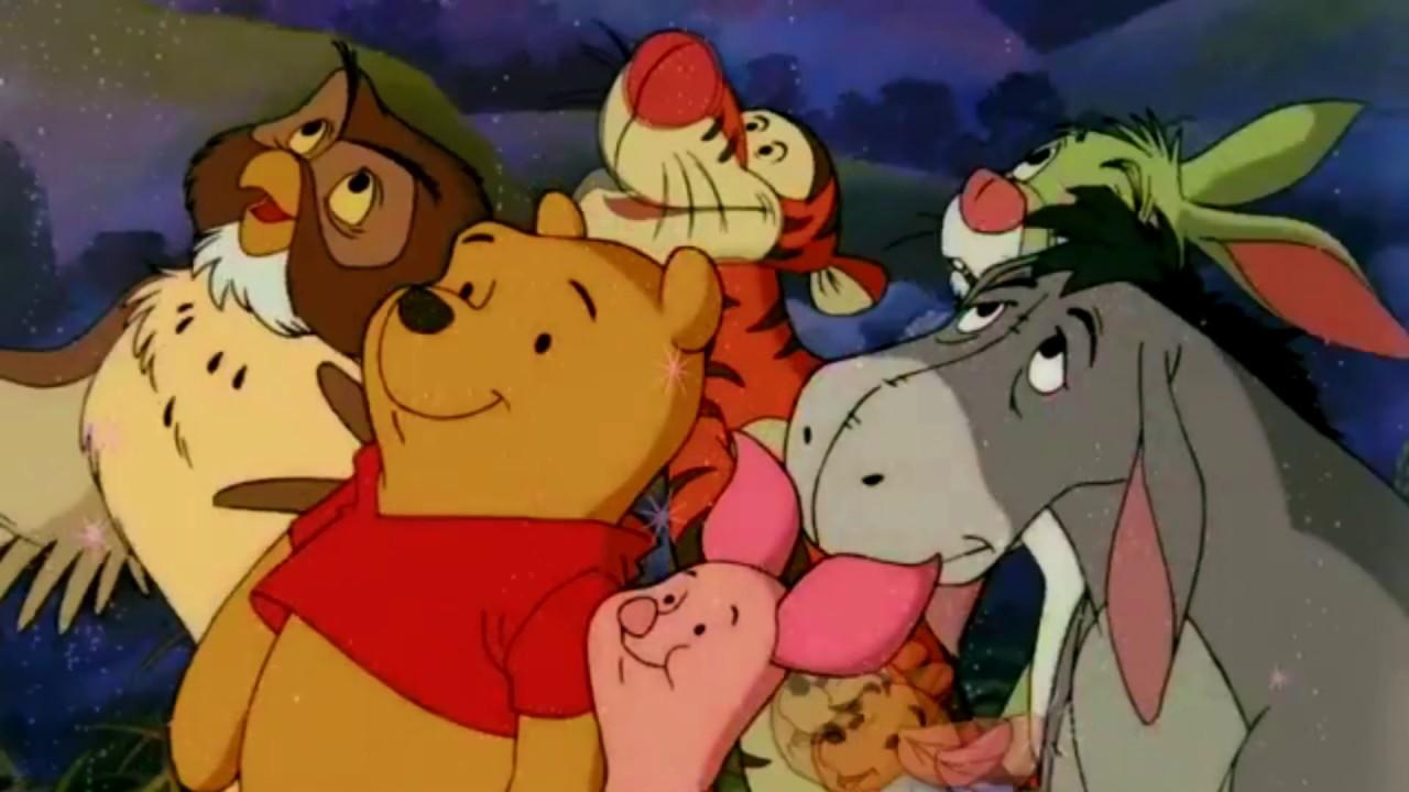 winnie the pooh intro  swedish version  youtube