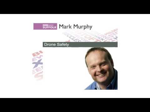 Radio Interview on Drones (UAV) - James Hazell on Mark Murphy BBC Suffolk