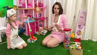 София ХОЗЯЮШКА! игрушки для уборки kidkraft melissa doug