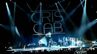 Long Weekend - Cris Cab (live in Milan, Italy)