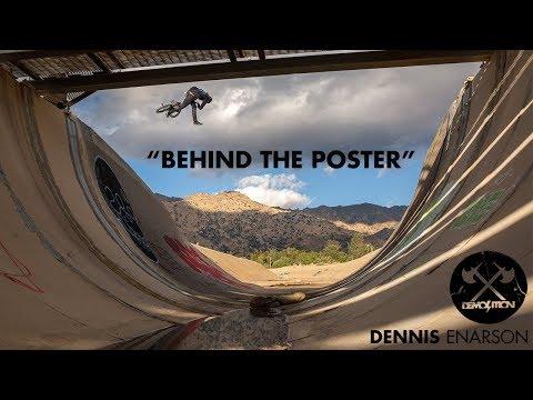 DEMOLITION BMX: Behind The Poster with Dennis Enarson