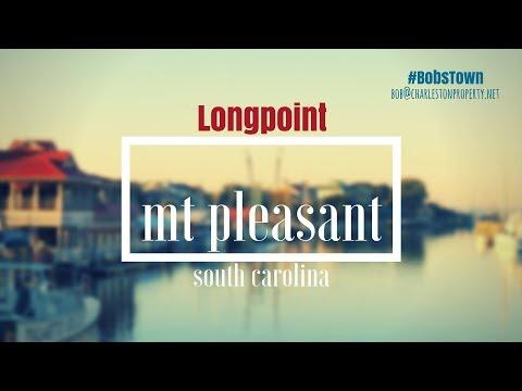 Mt. Pleasant, SC Home-Long Point Subdivision - Mt. Pleasant