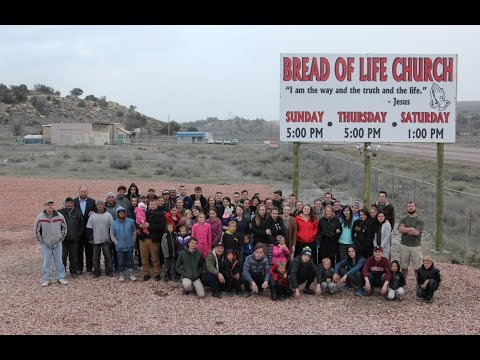 Arizona Missionary trip (Navajo Indian Reservation)