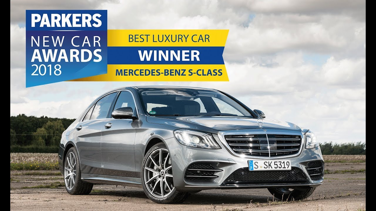 Mercedes Benz S Class Best Luxury Car Parkers Awards Youtube