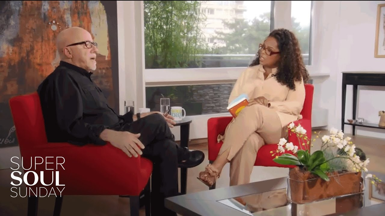 Download Paulo Coelho: Hear What the Universe Is Telling You | SuperSoul Sunday | Oprah Winfrey Network