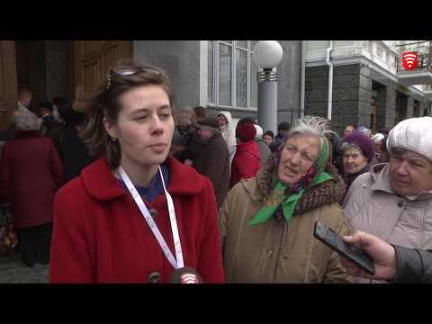 VITAtvVINN .Телеканал ВІТА новини: Паспорт Вінничанина для пенсіонера, новини 2019-03-12