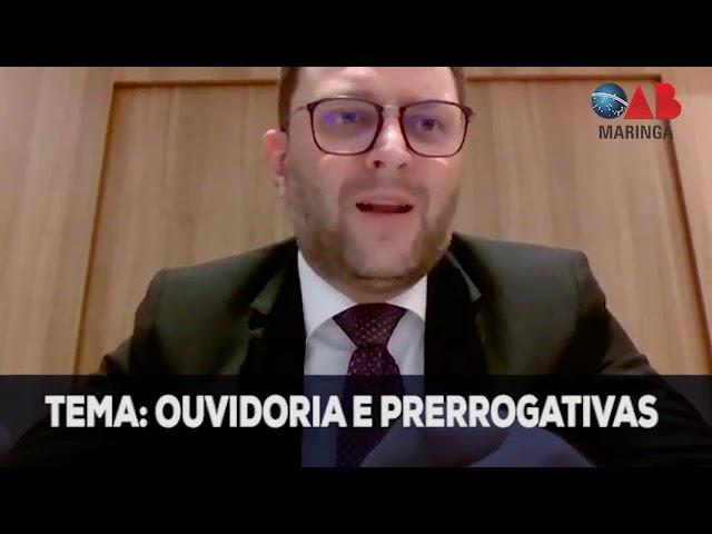 OAB Maringá disponibiliza canal de Ouvidoria