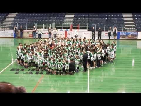 Burnaby Minor Lacrosse Club Opens 2017 Season