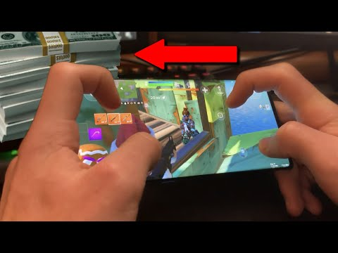 How You Can Make MONEY As A Fortnite Mobile Player...