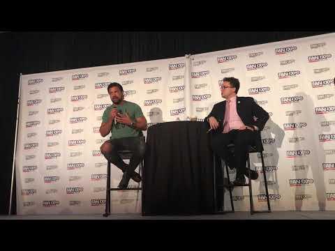 Manu Bennett Full Panel Dallas  Days 2018